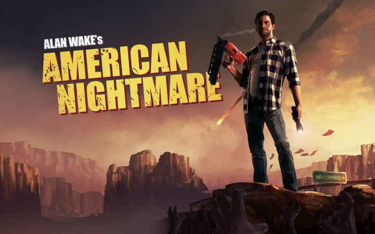 Alan Wakes American Nightmare(2012)